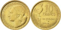 10 Francs 1950 B France Guiraud MS(60-62)  60,00 EUR  Excl. 10,00 EUR Verzending