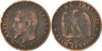 5 Centimes 1857 D Frankreich Napoléon III Napoleon III VF(20-25)  150,00 EUR