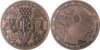 Medal  France  MS(65-70)  68,00 EUR  +  10,00 EUR shipping