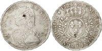 1/2 ECU, 44 Sols 1726 L France 1/2 Écu aux branches d'olivier Louis XV ... 100,00 EUR  excl. 10,00 EUR verzending