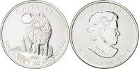 5 Dollars 2011 Canada Elizabeth II MS(65-70)  4144 руб 61,00 EUR  +  679 руб shipping