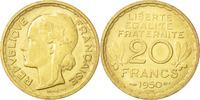 20 Francs 1950 France  MS(63)  88,00 EUR  + 6,00 EUR frais d'envoi