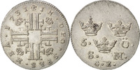 5 Ore, S.M. 1731 Sweden Frederick I MS(60-62)  149.64 US$ 140,00 EUR  +  10.69 US$ shipping