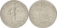1/2 Franc 1974 France  MS(65-70)  203.09 US$ 190,00 EUR  +  10.69 US$ shipping