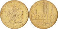 10 Francs 1976 France  MS(65-70)  180,00 EUR free shipping
