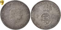 40 Schilling, 2/3 Daler Specie 1787 Deutsch Staaten Christian VII F(12-... 170,00 EUR kostenloser Versand
