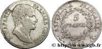 5 francs Bonaparte Premier Consul 1804  CONSULAT 1804 (37mm, 24,79g, 6h... 495,00 EUR  +  10,00 EUR shipping