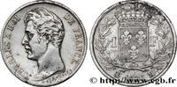 1 franc Charles X, matrice du revers à cinq feuill 1826  CHARLES X 1826... 230,00 EUR  +  10,00 EUR shipping