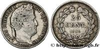 25 centimes Louis-Philippe 1845  LOUIS-PHILIPPE I 1845 (15mm, 1,25g, 6h... 180,00 EUR