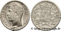 1/2 franc Charles X 1827  CHARLES X 1827 (17,99mm, 2,36g, 6h ) S  355.34 US$ 320,00 EUR