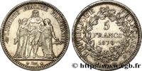 5 francs Hercule 1870  III REPUBLIC 1870 (37mm, 25,02g, 6h ) VZ  550,00 EUR