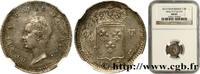 1/4 franc 1833  HENRI V COMTE DE CHAMBORD 1833 (15,02mm, g, 6h ) VZ  477.49 US$ 430,00 EUR
