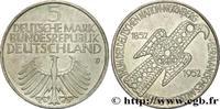 5 Mark Musée national germanique de Nuremberg 1952  GERMANY 1952 (29mm,... 620,00 EUR