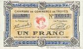 1 Franc 1918 FRANCE regionalism and various FRANCE regionalism and vari... 12,00 EUR