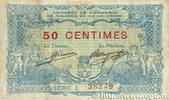 50 Centimes 1915 FRANCE regionalism and various FRANCE regionalism and ... 7,00 EUR