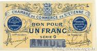 1 Franc 1914 FRANCE regionalism and various FRANCE regionalism and vari... 40,00 EUR