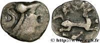 Denier à la tête casquée à droite et aux carnyx c. 80-50 AC.  GALLIA - ... 120,00 EUR  +  10,00 EUR shipping