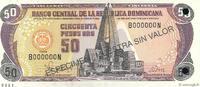 50 Pesos Oro 1998 RÉPUBLIQUE DOMINICAINE RÉPUBLIQUE DOMINICAINE 50 Peso... 22.67 US$ 20,00 EUR  +  11.34 US$ shipping