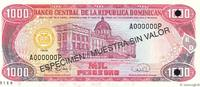 1000 Pesos Oro 1996 RÉPUBLIQUE DOMINICAINE RÉPUBLIQUE DOMINICAINE 1000 ... 34.01 US$ 30,00 EUR  +  11.34 US$ shipping