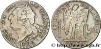 Écu dit 'au génie', légende FRANÇOIS 1792  LOUIS XVI 1792 (38mm, 28,95g... 283.40 US$ 250,00 EUR  +  11.34 US$ shipping