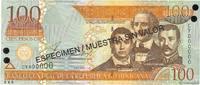 100 Pesos Oro 2002 RÉPUBLIQUE DOMINICAINE RÉPUBLIQUE DOMINICAINE 100 Pe... 15,00 EUR  excl. 10,00 EUR verzending