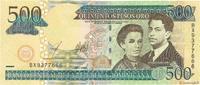 500 Pesos Oro 2003 RÉPUBLIQUE DOMINICAINE RÉPUBLIQUE DOMINICAINE 500 Pe... 25,00 EUR  excl. 10,00 EUR verzending
