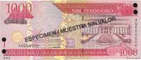1000 Pesos Oro 2003 RÉPUBLIQUE DOMINICAINE RÉPUBLIQUE DOMINICAINE 1000 ... 25,00 EUR  + 10,00 EUR frais d'envoi