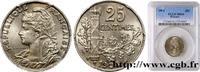 25 centimes Patey, 2e type 1904  III REPUBLIC 1904 (24mm, 7g, 6h ) ST  250,00 EUR  + 10,00 EUR frais d'envoi