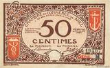 50 Centimes 1917 FRANCE regionalism and various FRANCE regionalism and ... 8,00 EUR  zzgl. 10,00 EUR Versand