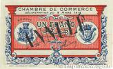 1 Franc 1918 FRANCE regionalism and various FRANCE regionalism and vari... 5195 руб 70,00 EUR  +  742 руб shipping