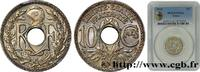 10 centimes Lindauer 1921  III REPUBLIC 1921 (21mm, 4g, 6h ) ST  155.53 US$ 140,00 EUR  +  11.11 US$ shipping