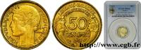 50 centimes Morlon, avec raisin sans fruit 1931  III REPUBLIC 1931 (18m... 133.31 US$ 120,00 EUR  +  11.11 US$ shipping