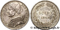 Scudo Grégoire XVI an XIII 1843  VATICAN AND PAPAL STATES 1843 (37mm, 2... 384.82 US$ 350,00 EUR  +  10.99 US$ shipping