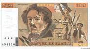 100 Francs DELACROIX modifié 1978 FRANCE FRANCE 100 Francs DELACROIX mo... 60.57 US$ 55,00 EUR  +  11.01 US$ shipping