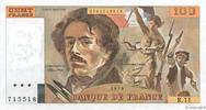 100 Francs DELACROIX modifié 1979 FRANCE FRANCE 100 Francs DELACROIX mo... 49.55 US$ 45,00 EUR  +  11.01 US$ shipping