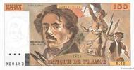 100 Francs DELACROIX modifié 1979 FRANCE FRANCE 100 Francs DELACROIX mo... 52.86 US$ 48,00 EUR  +  11.01 US$ shipping