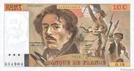 100 Francs DELACROIX modifié 1979 FRANCE FRANCE 100 Francs DELACROIX mo... 88.10 US$ 80,00 EUR  +  11.01 US$ shipping
