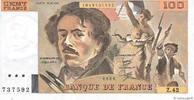100 Francs DELACROIX modifié 1980 FRANCE FRANCE 100 Francs DELACROIX mo... 49.55 US$ 45,00 EUR  +  11.01 US$ shipping