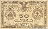 50 Centimes 1918 FRANCE regionalism and various FRANCE regionalism and ... 8,00 EUR  zzgl. 10,00 EUR Versand