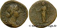 Sesterce c. 161 THE ANTONINES (96 AD to 192 AD) FAUSTINA DAUGHTER c. 16... 9224 руб 125,00 EUR  +  738 руб shipping