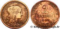 2 centimes Daniel-Dupuis 1900  III REPUBLIC 1900 (20,13mm, 1,94g, 6h ) SS  320,00 EUR  +  10,00 EUR shipping