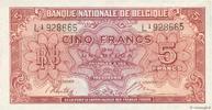 5 Francs 1943 BELGIUM BELGIUM 5 Francs 1943 SUP VZ  11.30 US$ 10,00 EUR  +  11.30 US$ shipping