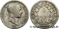 2 francs Napoléon Ier tête laurée, Empire français 1810  NAPOLEON'S EMP... 280,00 EUR  zzgl. 10,00 EUR Versand