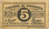 5 Centimes 1918 FRANCE regionalism and various FRANCE regionalism and v... 15,00 EUR  Excl. 10,00 EUR Verzending