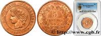 5 centimes Cérès 1882  III REPUBLIC 1882 (25mm, 5g, 6h ) fST  200,00 EUR  + 10,00 EUR frais d'envoi