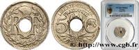 5 centimes Lindauer, petit module 1927  III REPUBLIC 1927 (17mm, 2g, 6h... 160,00 EUR  + 10,00 EUR frais d'envoi