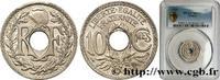 10 centimes Lindauer 1920  III REPUBLIC 1920 (21mm, 4g, 6h ) ST  150,00 EUR  + 10,00 EUR frais d'envoi