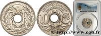 10 centimes Lindauer 1924  III REPUBLIC 1924 (21mm, 4g, 6h ) ST  180,00 EUR  + 10,00 EUR frais d'envoi