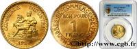 1 franc Chambres de Commerce 1924  III REPUBLIC 1924 (23mm, 4g, 6h ) ST  150,00 EUR  + 10,00 EUR frais d'envoi