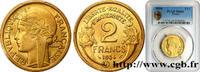 2 francs Morlon 1934  III REPUBLIC 1934 (26,99mm, 8g, 6h ) fST  190,00 EUR  + 10,00 EUR frais d'envoi